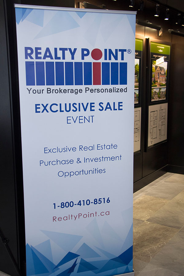 Realty Point Exclusive Grand River Woods Townhome Sale